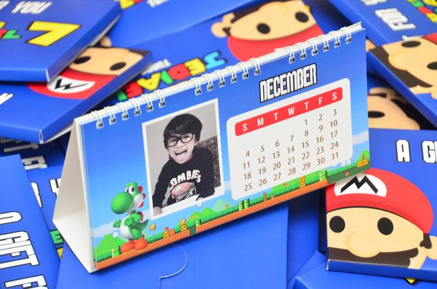 Jediael's Super Mario Themed 7th Birthday, Canada