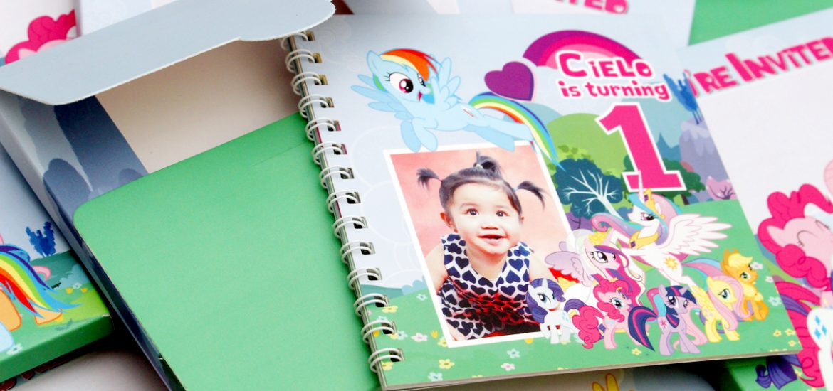 Cielos My Little Pony Themed 1st Birthday Philippines
