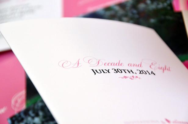 Cabrini Shanne's Pretty in Pink Themed Debut, United Kingdom