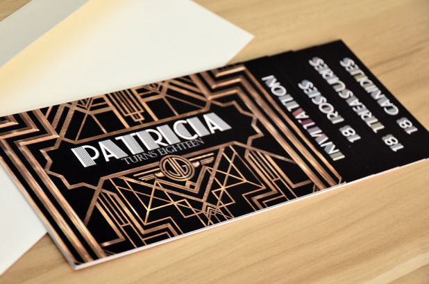 Patricia's The Great Gatsby Themed Debut, United Kingdom