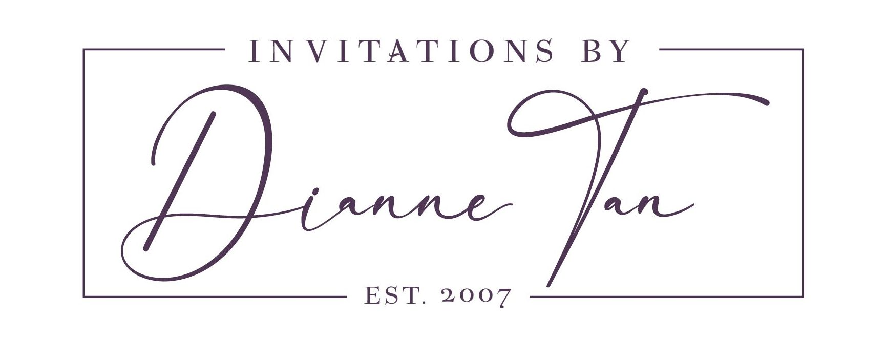 Invitations by Dianne Tan – Philippines