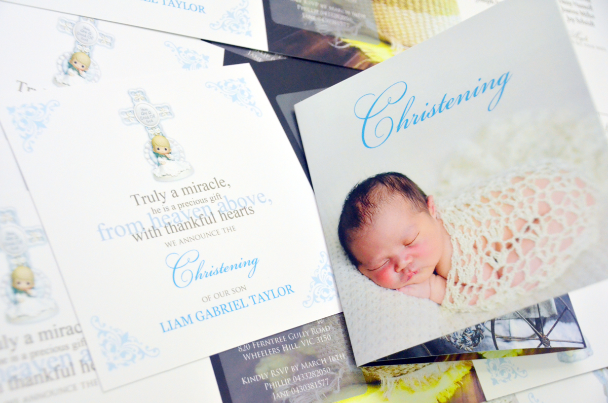 christening souvenirs, christening invitations, christening invitation australia, precious moments themed invitations, precious moments themed, personalized mugs, gifts for godparents, mugs for godparents